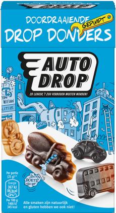Doordraaiende Drop Donders